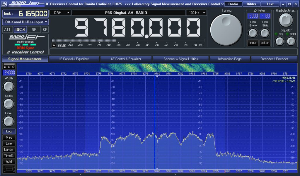RadioJet DRM Decoder