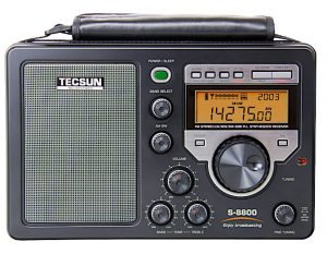 Tecsun S-8800e Weltempfänger Ausstattung
