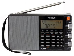 Tecsun PL-880 World band Receiver