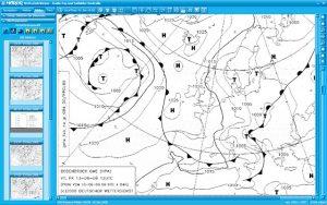 Bonito Wetterfax Weatherfax