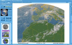 Weatherinfoviewer Satellitenbilder