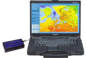 WeatherInfoViewer am Notebook
